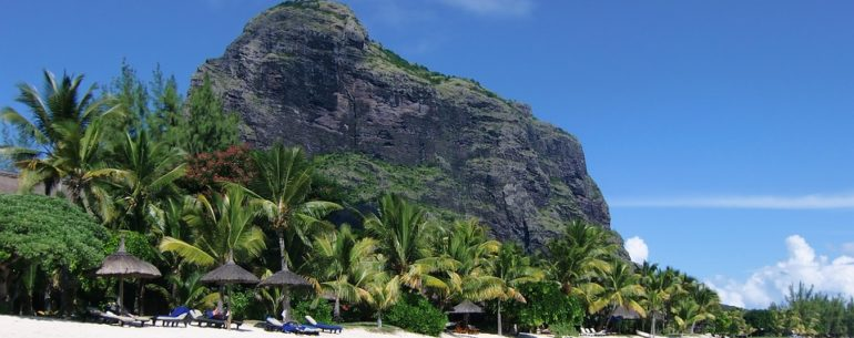 Lemorne Mauritius Indian Ocean
