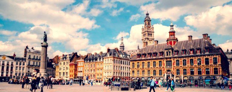 endroits touristiques de Lille