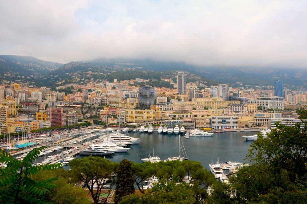 Monaco week end Port Hercule Dimanche matin