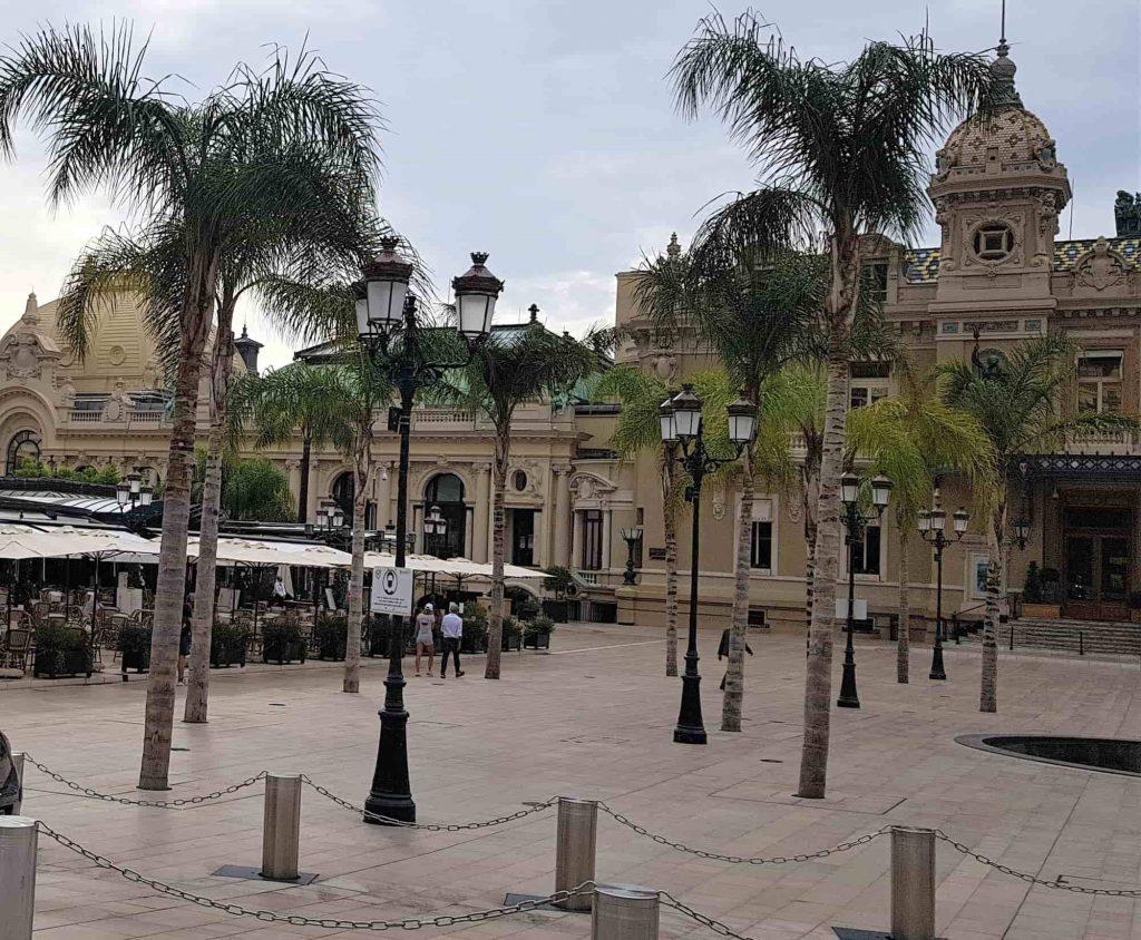week_end Monaco Cafe de Paris dimanche après midi